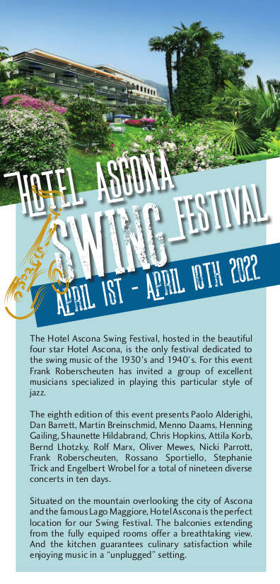 Hotel Ascona Swing festival page 1