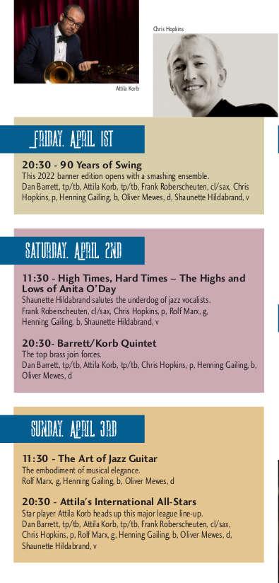 Hotel Ascona Swing festival page 2