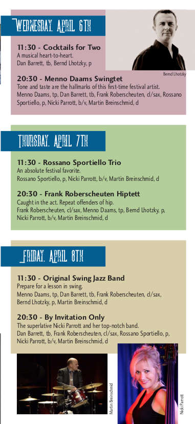 Hotel Ascona Swing festival page 4