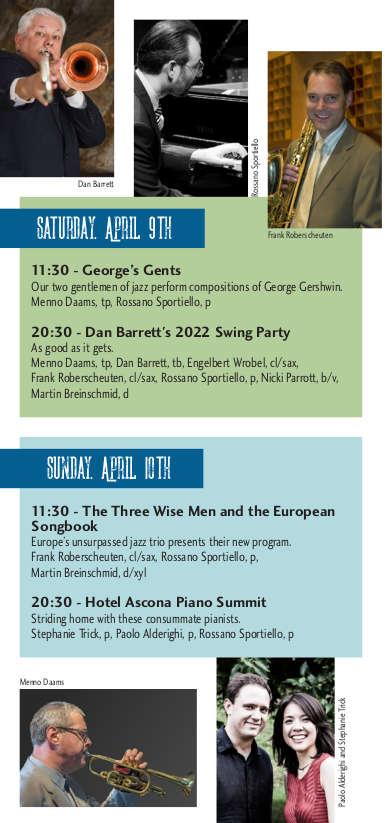 Hotel Ascona Swing festival page 5